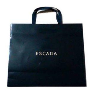 【少々キズあり】エスカーダA紙袋1枚40×35×15