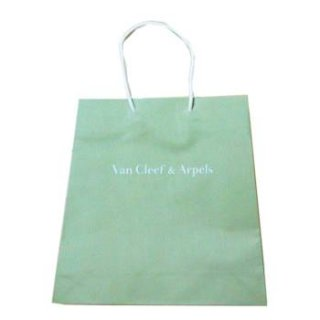 ヴァンクリーフ&アーペルA紙袋31×31×10