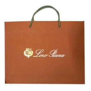 ロロピアーナ<LoroPiana>A 紙袋1枚 40×30×10