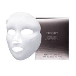 ★送料込★コスメデコルテ ホワイトロジスト ブライトニング マスク[医薬部外品](17.5mL×6枚入)