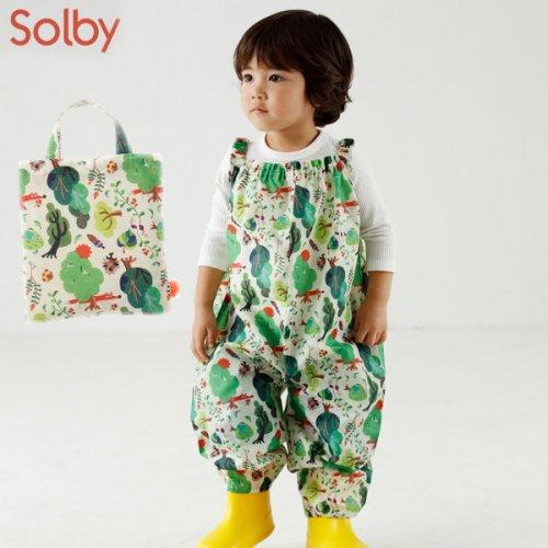 Solby ソルビィ プレイウェア もりいろのぴゅう 85-100cm