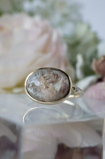 Garden Rutilated Quartz Ring - 009