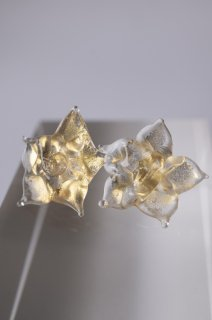 Venetian Glass Stud Earrings