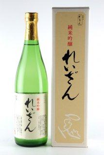 山村酒造 霊山 純米吟醸酒 720ml