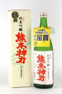 千代の園酒造 神力 純米吟醸酒 720ml