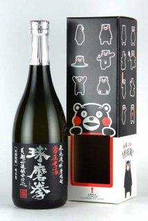 恒松酒造本店 球磨拳 [常圧](米)25% 720ml