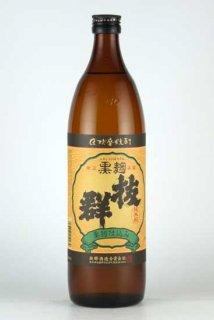 抜群酒造 黒麹抜群(米)25% 900ml