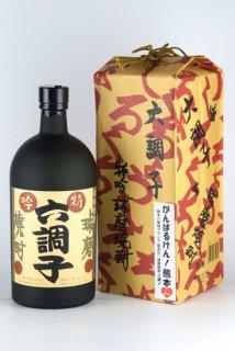 六調子酒造  特吟  ~常圧~(米)35%  720ml