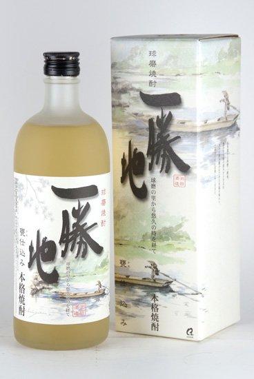 渕田酒造本店 一勝地 樽(米)25% 720ml