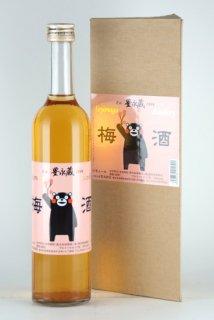 豊永 豊永の梅酒(くまモン)12% 500ml