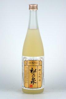 松の泉酒造 かしだる(米)25% 720ml