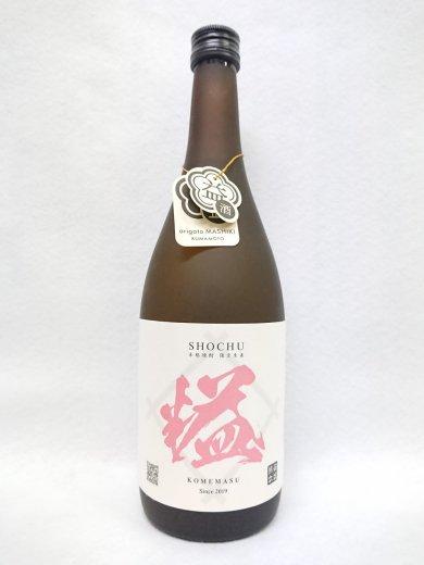 堤酒造 米益 ~KOMEMASU~ (米) 25% 720ml