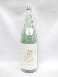 亀萬酒造 萬坊 純米吟醸酒 1,8L