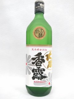 熊本県酒造研究所 香露 大吟醸酒 720ml