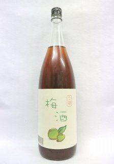 木下醸造所 文蔵梅酒 1,8L