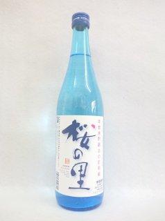 松下醸造場 桜の里 ブルーボトル (米) 25%  720ml