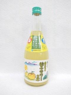瑞鷹 俺んちの柚子サワーの素 20% 500ml