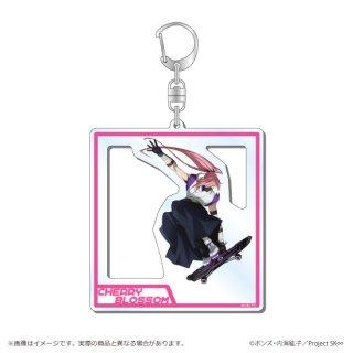 「SK∞」フォトフレーム風アクキーコレクション【Cherry blossom】