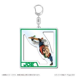 「SK∞」フォトフレーム風アクキーコレクション【ジョー】