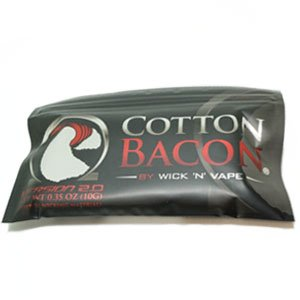 Cotton Bacon(コットンベーコン) V2 by Wick'nVAPE <img class='new_mark_img2' src='https://img.shop-pro.jp/img/new/icons25.gif' style='border:none;display:inline;margin:0px;padding:0px;width:auto;' />