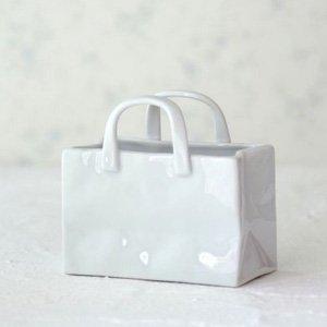 ショッピングバッグ (横型)