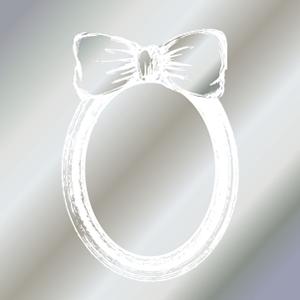 FRAME RIBBON II(ガラス用ホワイト)