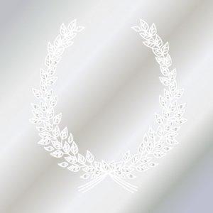 FRAME LEAF(ガラス用ホワイト)