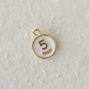 NO.5 (ホワイト)