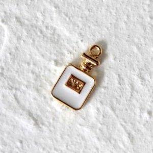 香水瓶(ホワイト)