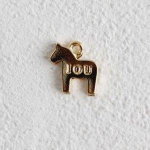 IOU HORSE (ゴールド)