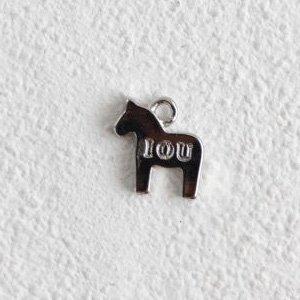 IOU HORSE (シルバー)