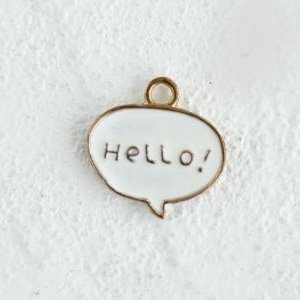 HELLO! (ホワイト)