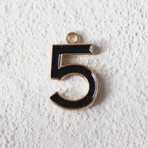 5 (ブラック) (L)