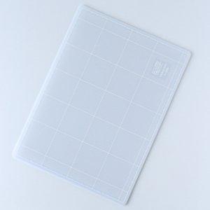 カッティングマット(半透明ホワイト)22×30