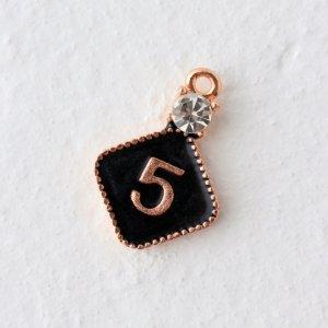スクエア5 (ブラック)