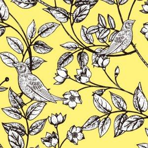 ANTIQUE FLOWER(アンティークフラワー・レモン)