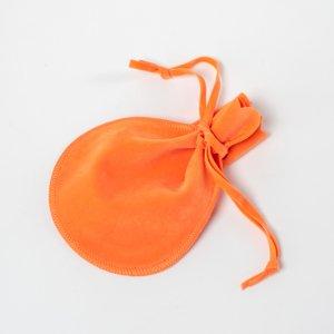 ジュエリーバッグ (L)(オレンジ)