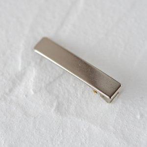 シルバーワニクリップ�48mm4個セット