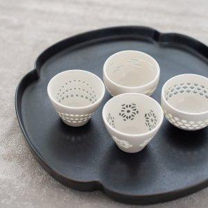 蛍手小鉢/珍味入れ 薬味入れ プチボウル 和食器 おしゃれ