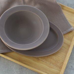 デイズ(ブラウン)/SAKUZAN 作山窯 おしゃれ 食器 皿