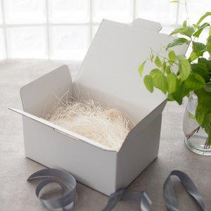 フリーBOX/白 ホワイト 箱 プレゼント ラッピング