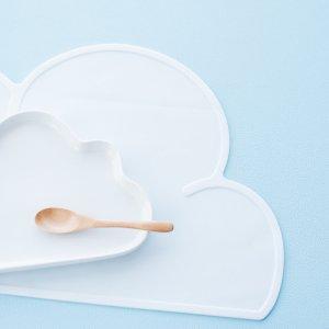 クラウドマット(ホワイト)/雲 こども キッズ プレイスマット