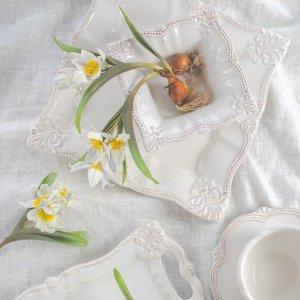アンティークフルール/食器 テーブルウェア お皿 カップ&ソーサー