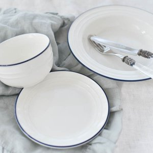 マリーナシリーズ/おしゃれ 食器 プレート お皿 ボウル