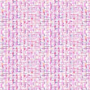 COLORFUL TWEED(カラフルツイード・ピンク)/転写紙 おしゃれ ファッショナブル