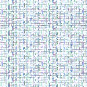 COLORFUL TWEED(カラフルツイード・ブルー)/転写紙 おしゃれ ファッショナブル