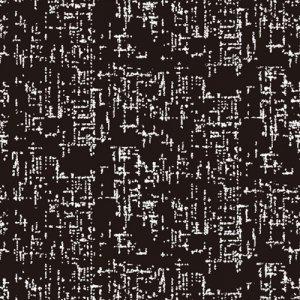 TWEED COLOR(ツイードカラー・ブラック)/転写紙 おしゃれ ファッショナブル