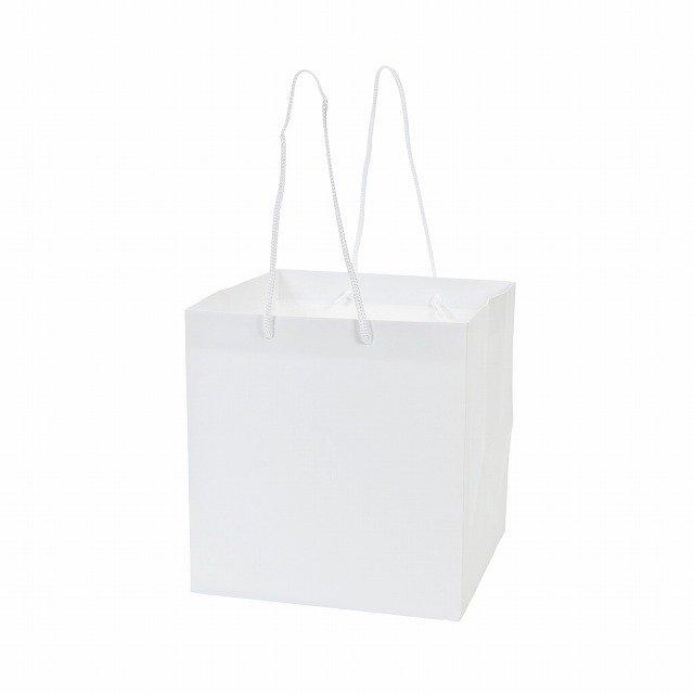 紙袋(ホワイト)(L)