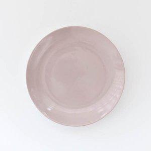 【特別アウトレット】ピンクベージュプレート/お皿 食器