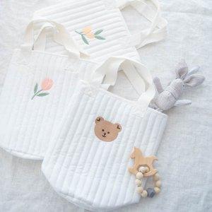 マザーズストレージバッグ/ギフト 出産祝 おむつ 哺乳瓶 おもちゃ 収納 赤ちゃん ベビーグッズ入れ
